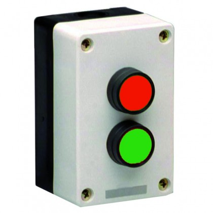 Faac 2 way push button box only without buttons